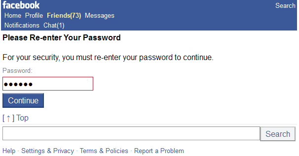 facebook-mobile-re-enter-password